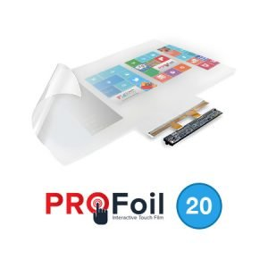 pro touch 20 touch foil