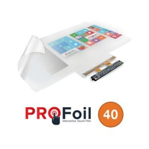 pro touch 40 touch foil